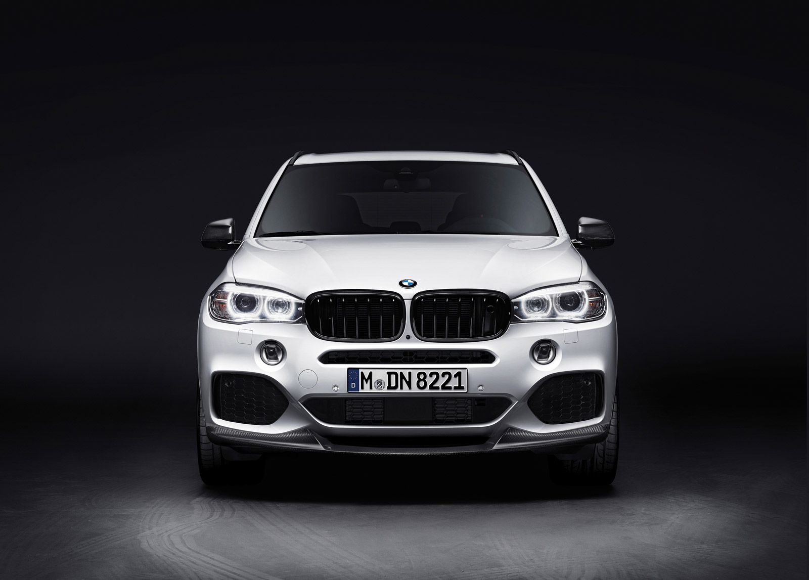BMW Announces M Performance Parts For X5 Owners In The U.S.