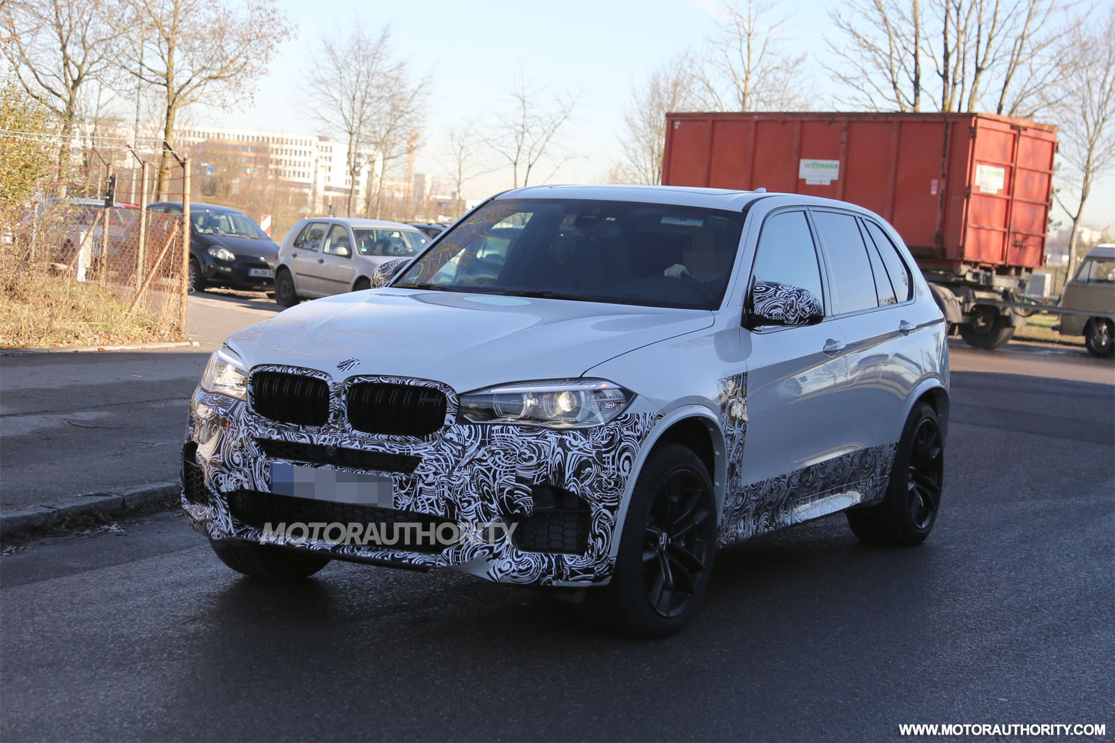 BMWs New X M And X M Due In Late - 2014 bmw x5 m
