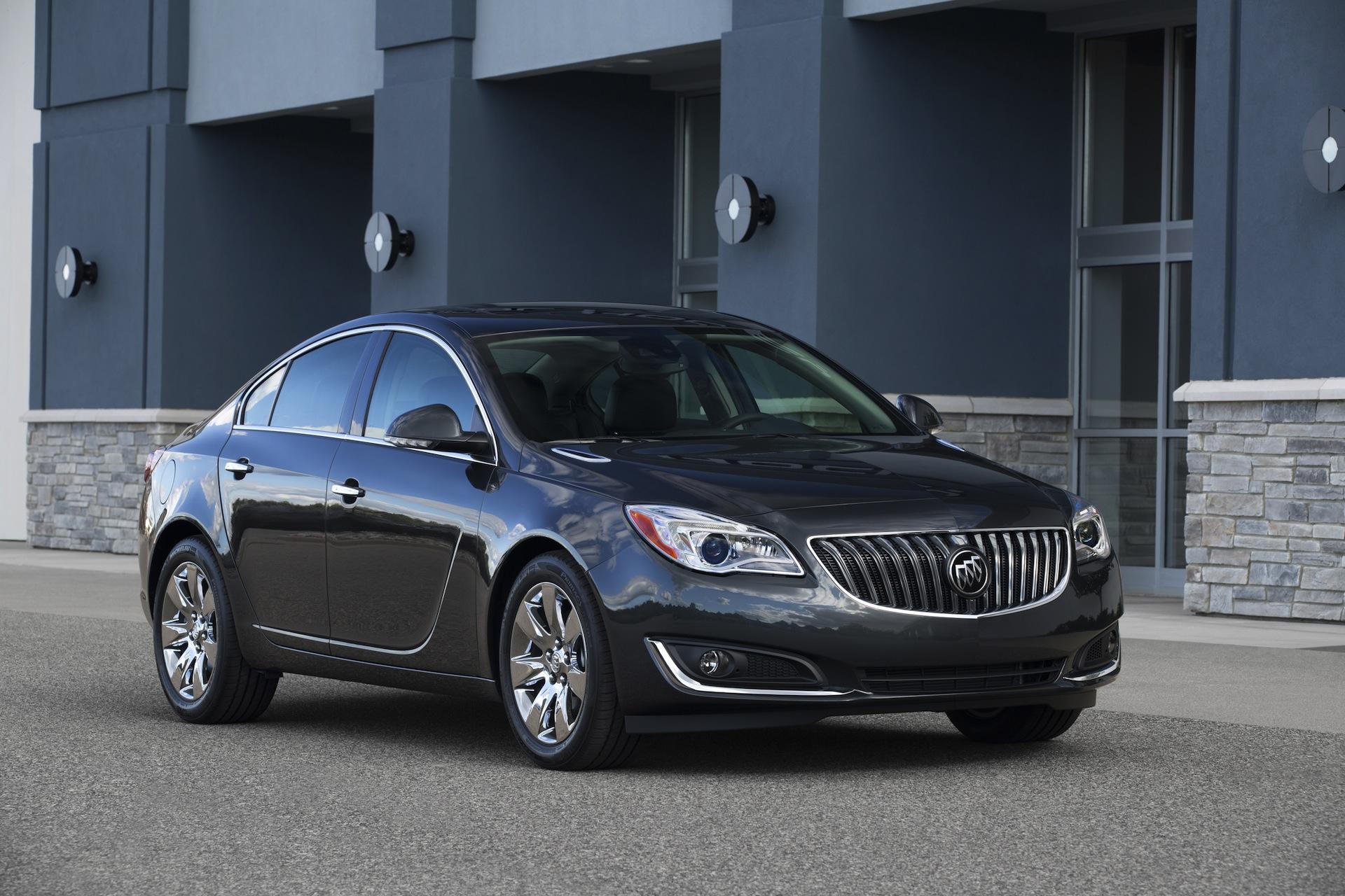 Buick Regal: Fuel