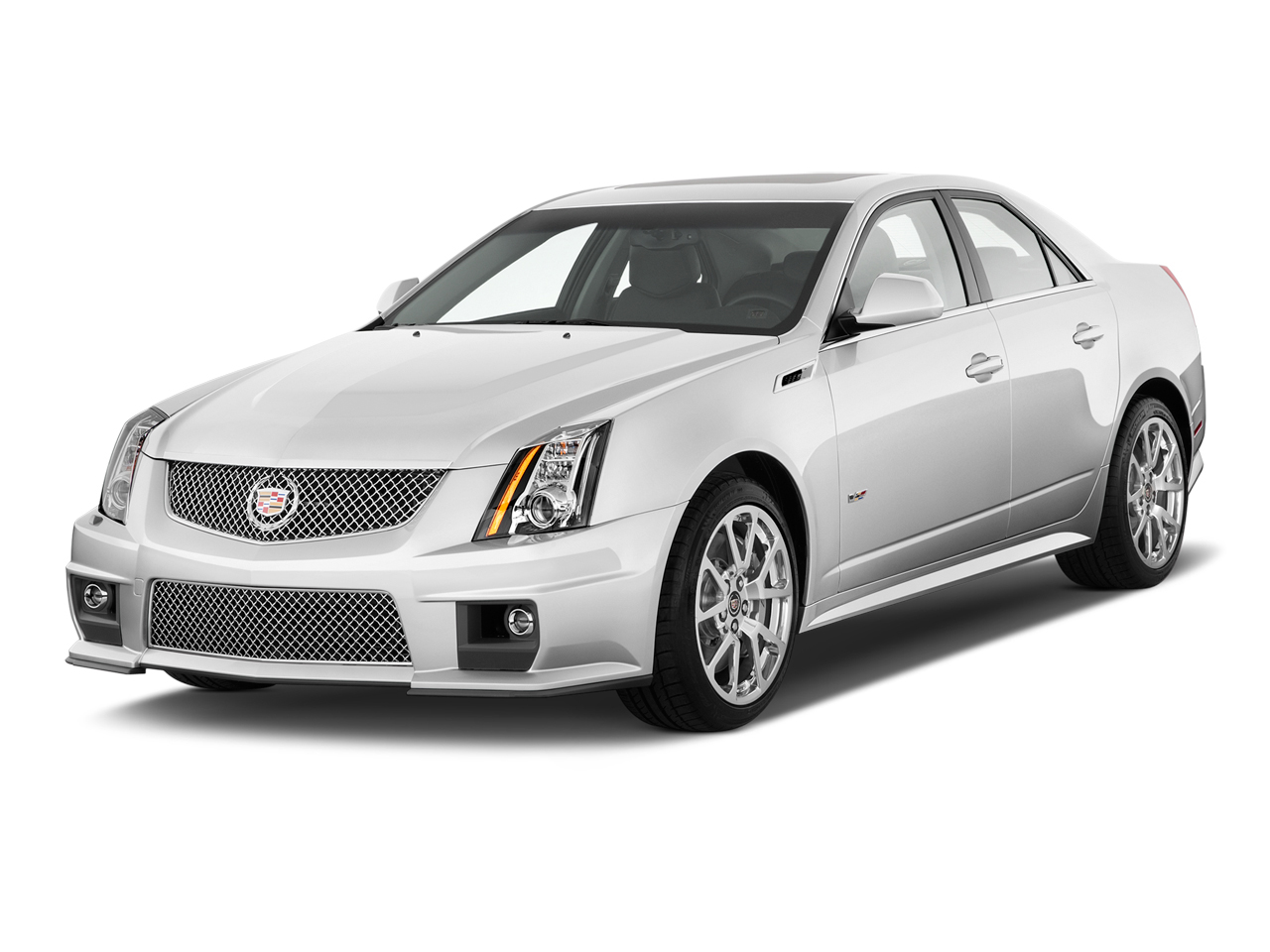 2014 cadillac cts v review ratings specs prices and photos the car connection. Black Bedroom Furniture Sets. Home Design Ideas