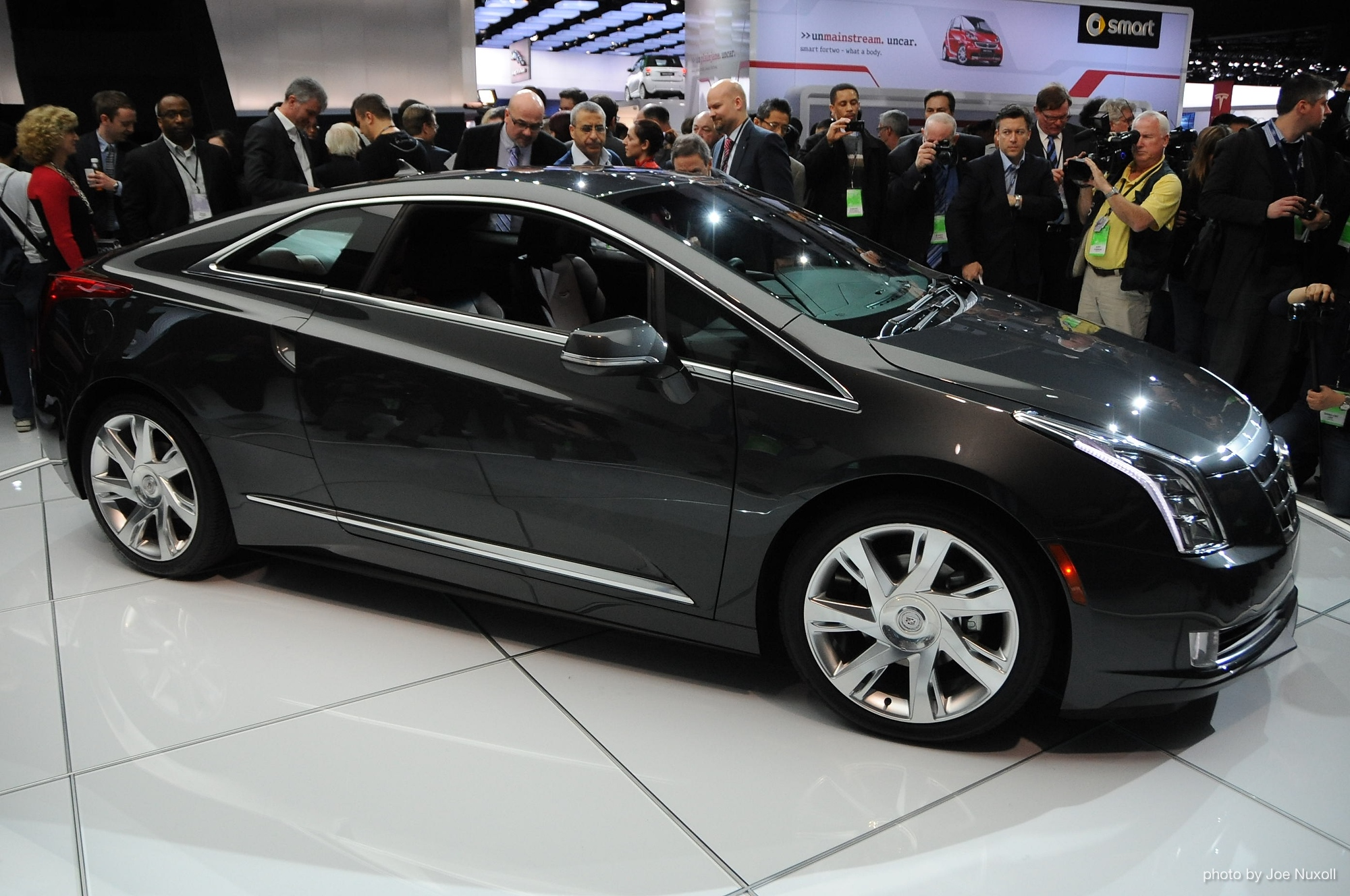 $75,995 Cadillac ELR Goes On Sale In January