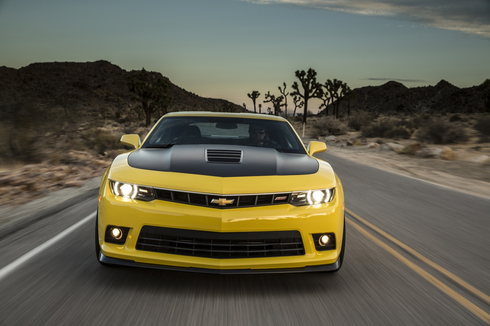 2016 Chevy Camaro To Grow In Size, Offer 4-Cylinder Power: Report