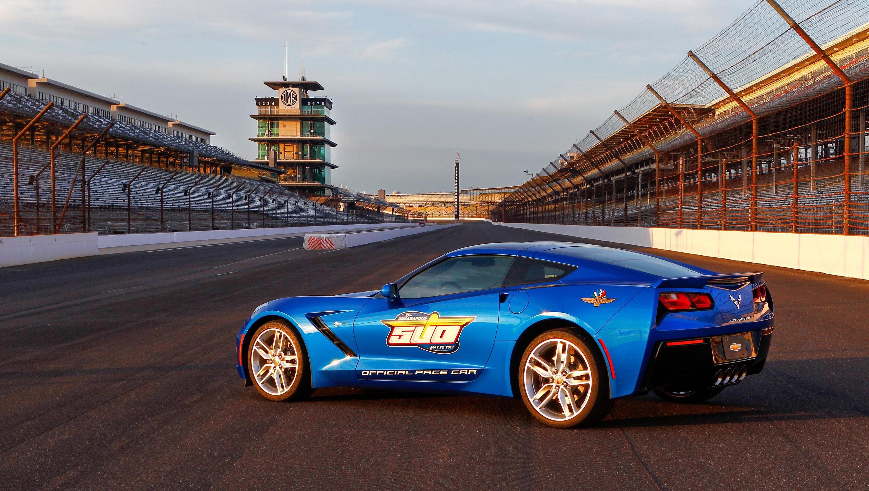 2014 Chevrolet Corvette Stingray: 2013 Indy 500 Pace Car
