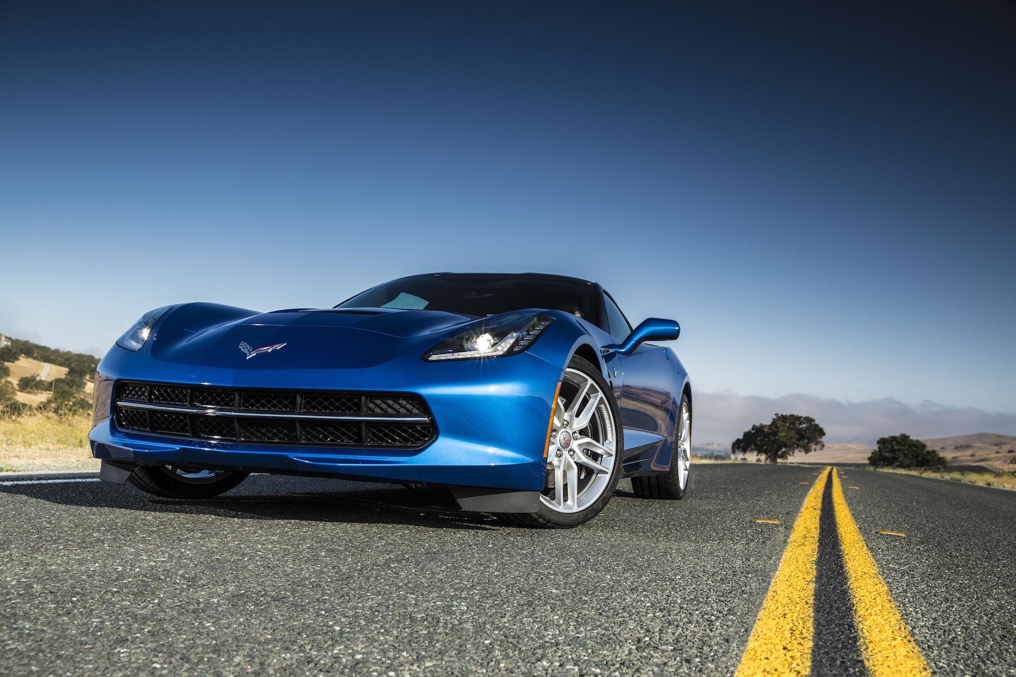 2014 Chevy Corvette Stingray Configurator Goes Live Mostly