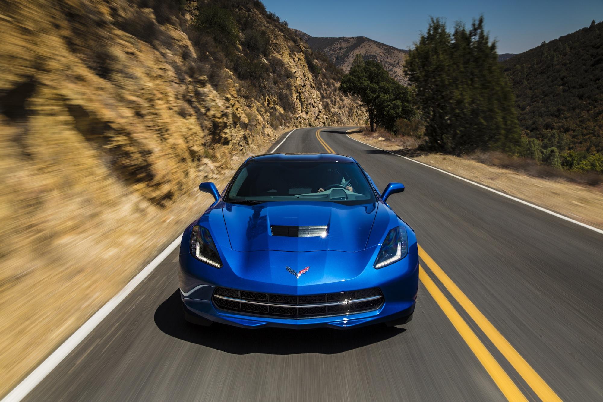 2014 Chevrolet Corvette Stingray First Drive Review