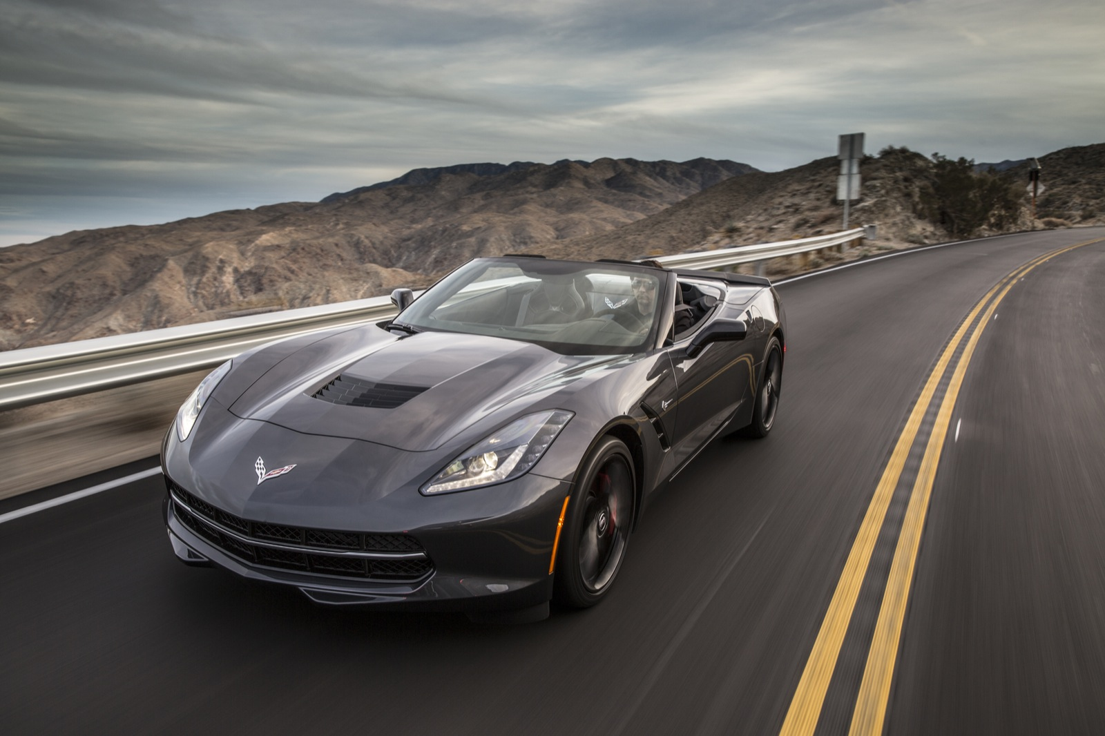 2014 Chevrolet Corvette Stingray Convertible: First Drive