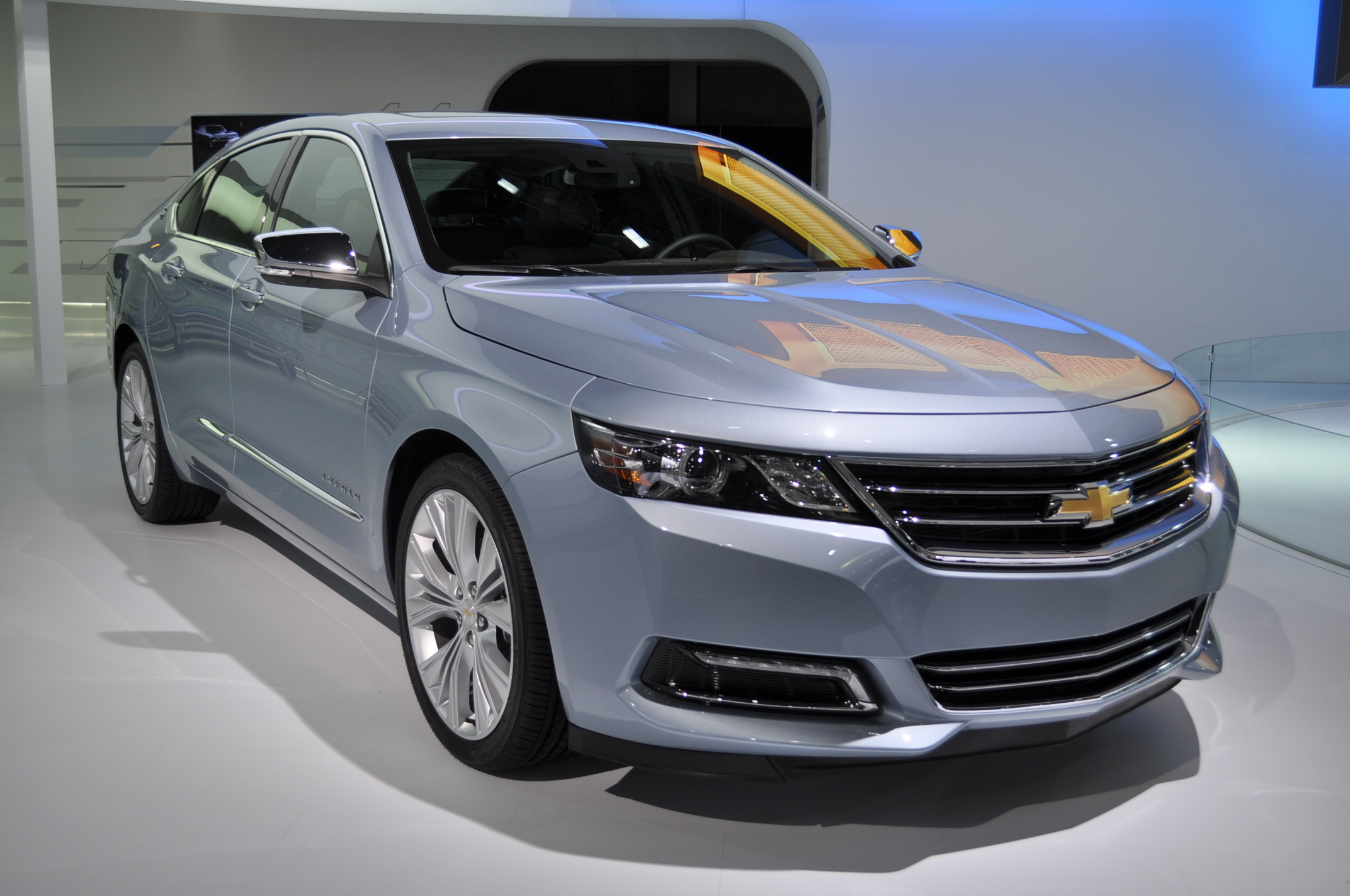 New 2014 Chevrolet Impala Eco Model To Join Cruze, Malibu