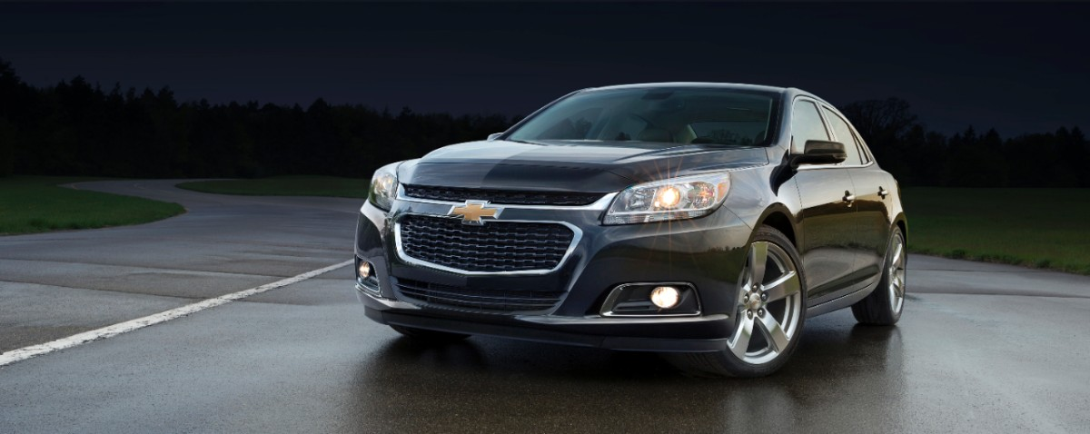 Chevrolet Malibu Buyers Appreciate Gas Saving Stop Start Tech