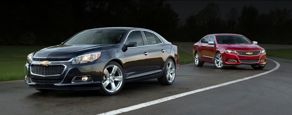 2013-2014 Chevrolet Malibu Recalled For A/C Software