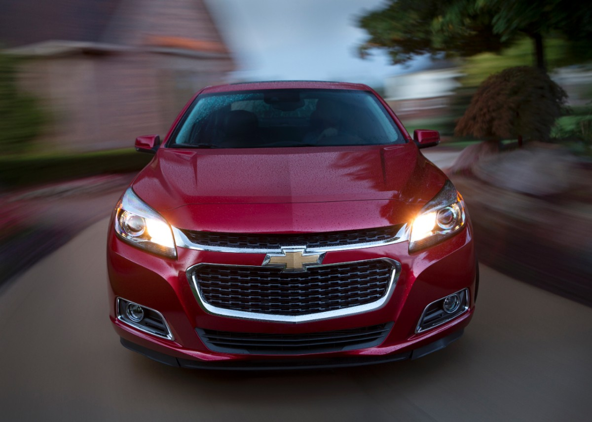 2014 Chevrolet Malibu Eco Mild Hybrid Canceled Base Model