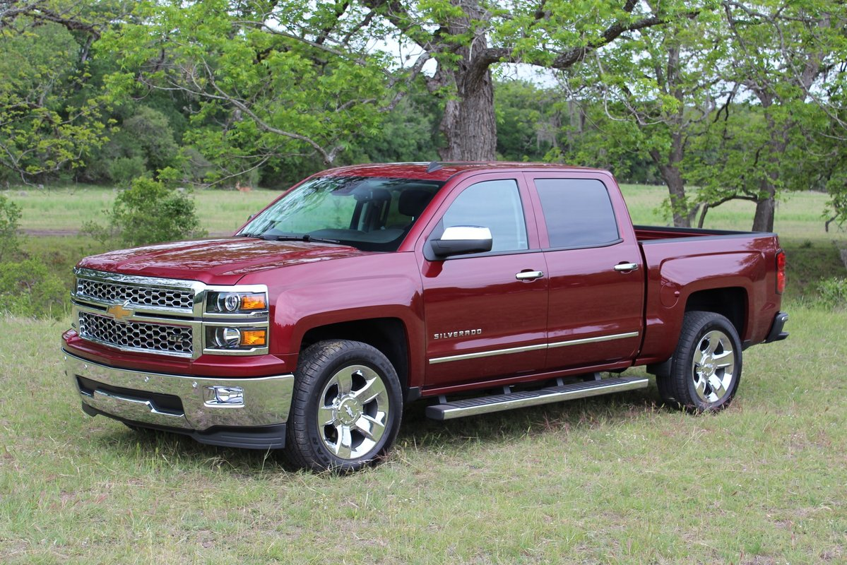Silverado 2013 chevy silverado recalls : 2014 Chevrolet Silverado, GMC Sierra Pickups Recalled For Fire Risk