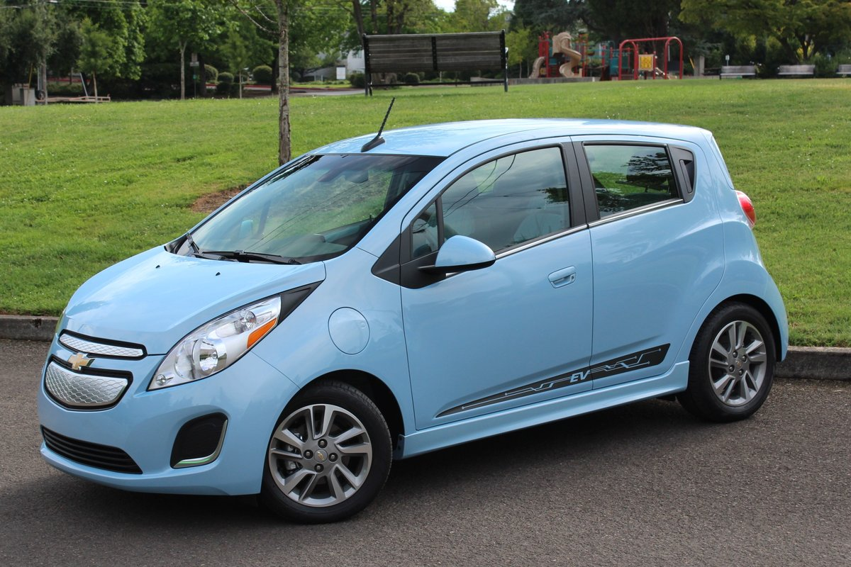 Chevy Spark Electric Car