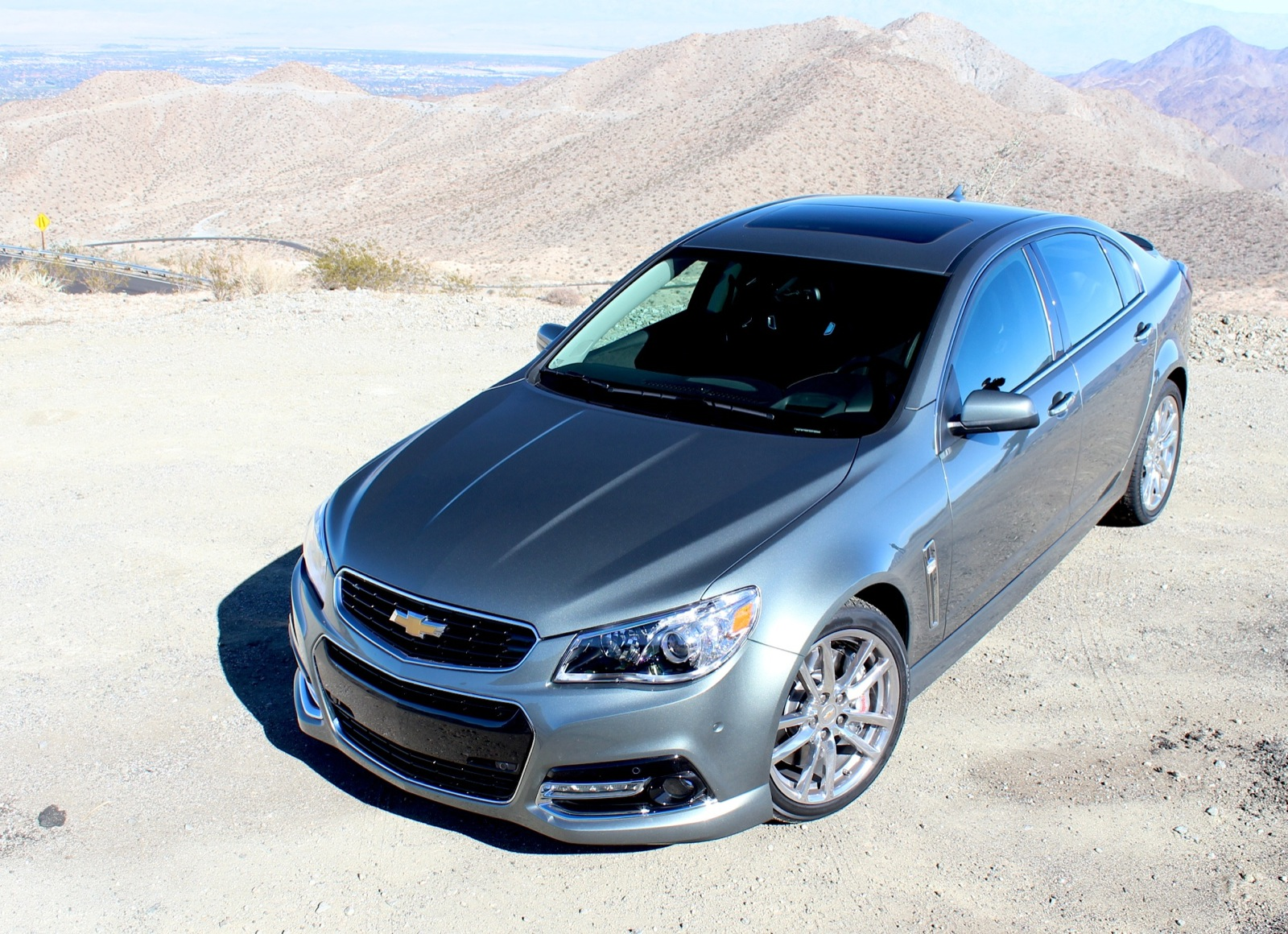 Tundra Racing Series >> 2014 Chevrolet SS first drive review