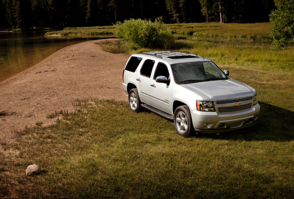 2014 Chevy Tahoe For Sale >> 2014 Chevrolet Tahoe Chevy Review Ratings Specs Prices And