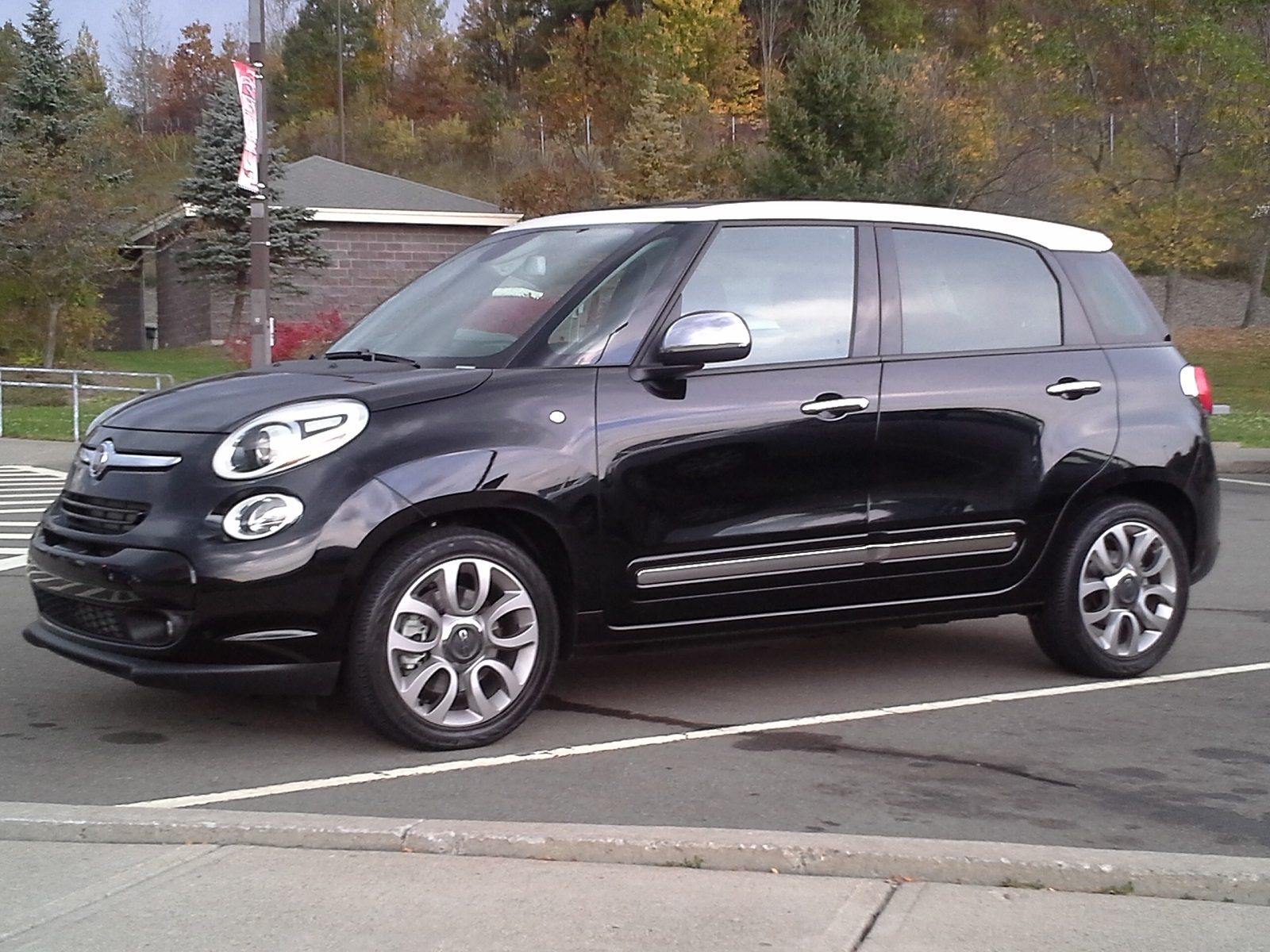Fiat 500 Mpg >> 2014 Fiat 500L: Gas Mileage Test Of New Tall Wagon