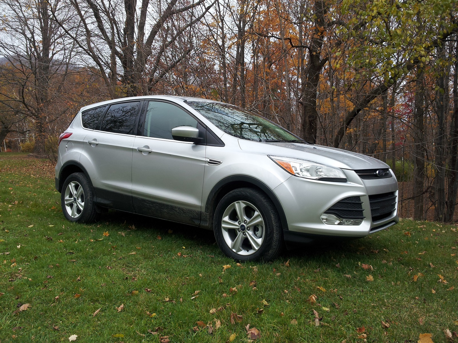 2014 Ford Escape SE 1 6 Liter EcoBoost Gas Mileage Drive Report