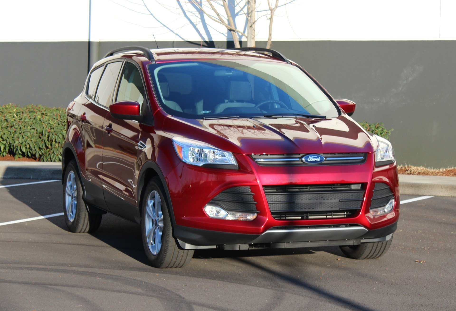2014 ford escape great small suv not so great gas mileage. Black Bedroom Furniture Sets. Home Design Ideas