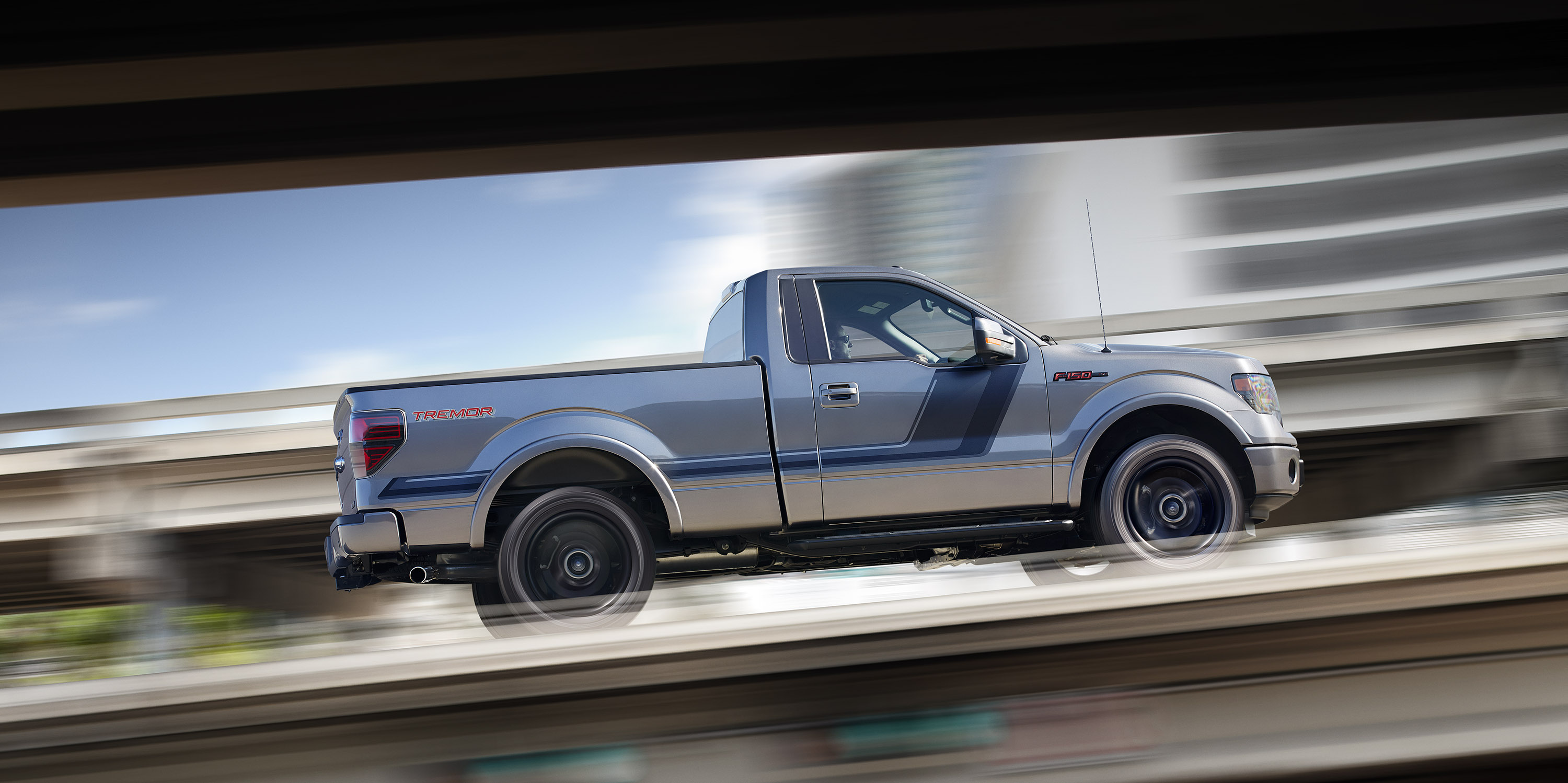 2014 Ford F 150 Tremor EcoBoost Goes Short Bed Short Cab