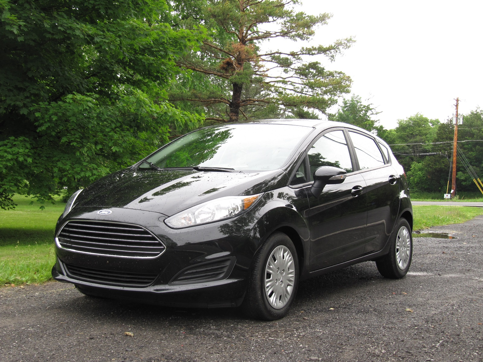 2014 ford fiesta ecoboost gas mileage test returns 40 mpg. Black Bedroom Furniture Sets. Home Design Ideas