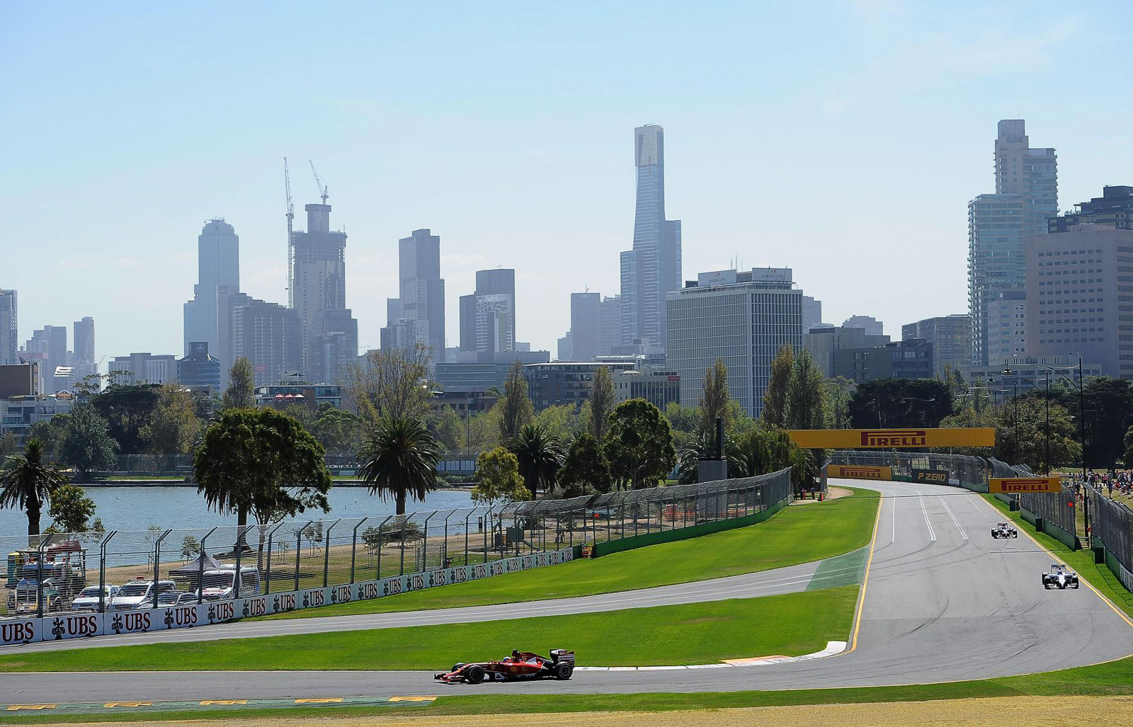 2016 Formula One Australian Grand Prix Preview