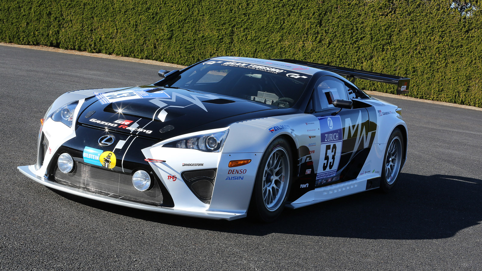 Lexus Reveals Upgraded LFA Code X Race Car For 2014 Nürburgring 24 Hours