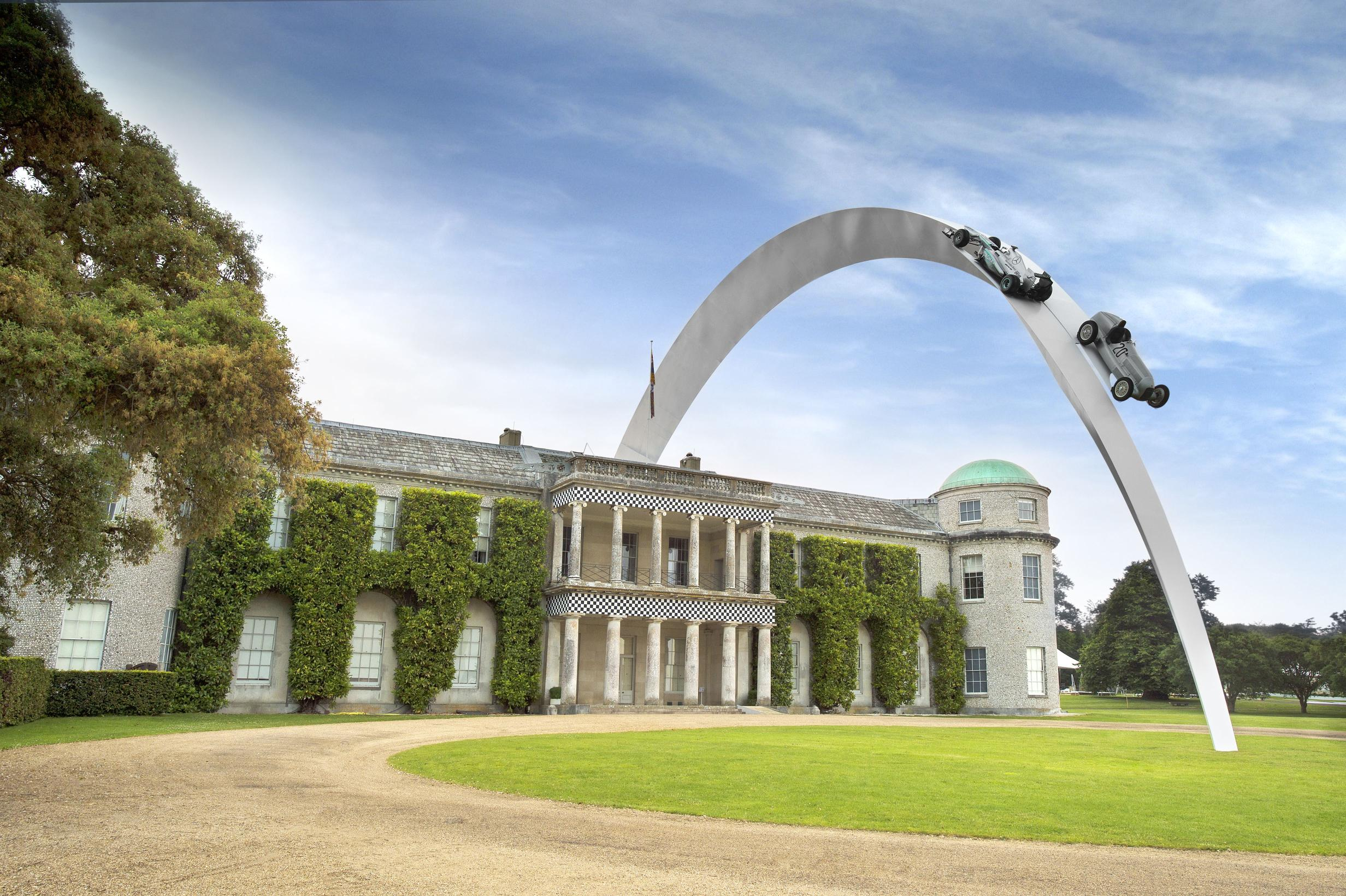 2014 Goodwood Festival Of Speed Central Feature Honors ...