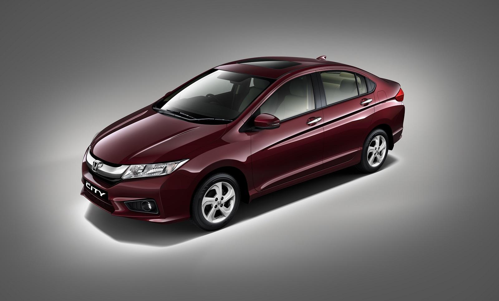 Is The 2015 Honda Fit Sedan India S Just Launched Honda City