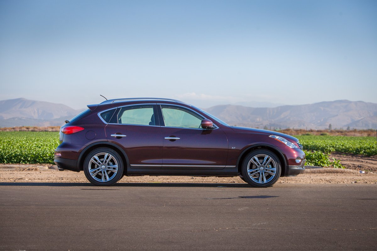 2014 INFINITI QX50 Review, Ratings, Specs, Prices, And Photos