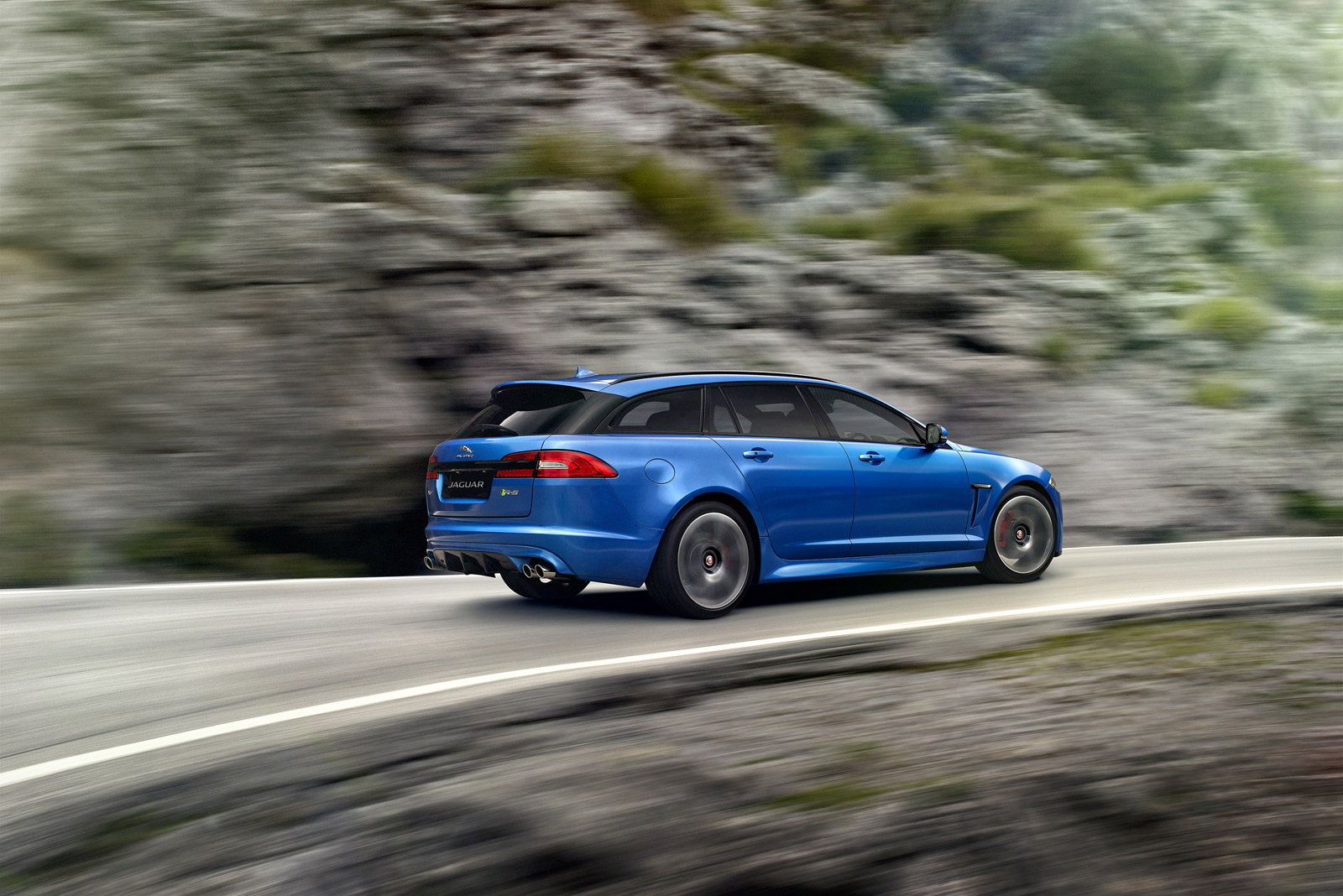 2014 Jaguar Xfr S Sportbrake Revealed Ahead Of Geneva