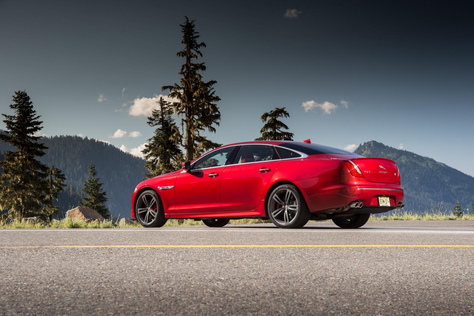 2014 Jaguar Xjr First Drive Review Page 2