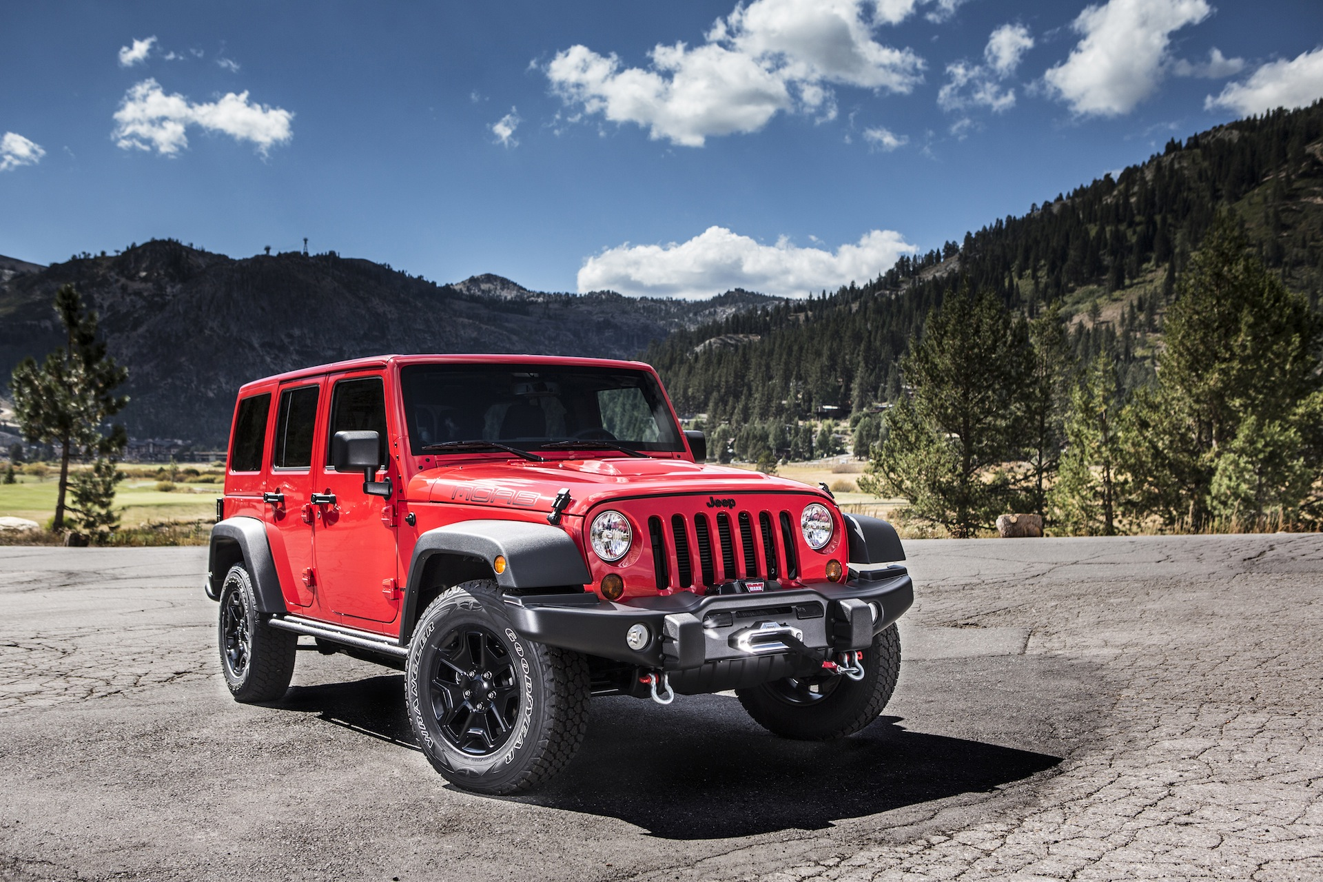 Next Jeep Wrangler To Get Eight-Speed Auto: Report