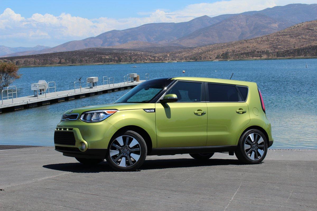 Kia Soul Gas Mileage >> 2014 Kia Soul Review Ratings Specs Prices And Photos