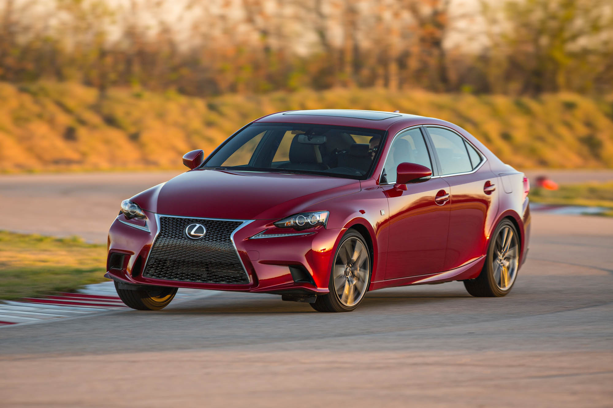 2014 lexus is first drive review. Black Bedroom Furniture Sets. Home Design Ideas