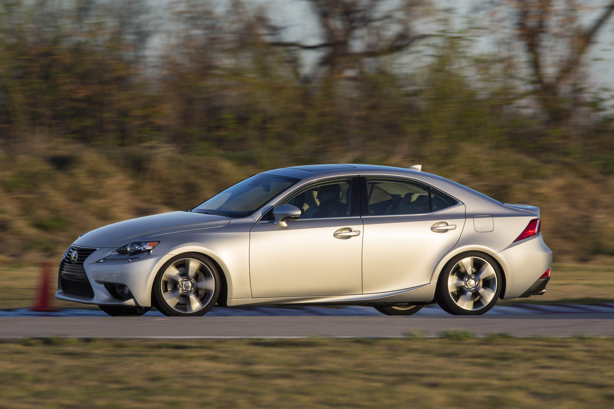2014 lexus is review, ratings, specs, prices, and photos - the car