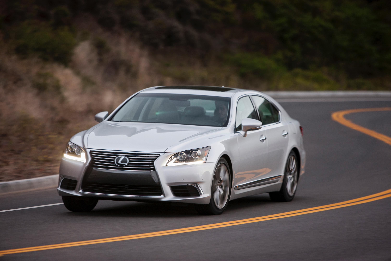 Next Lexus LS To Arrive As 2017 Model, Target Jaguar XJ ...
