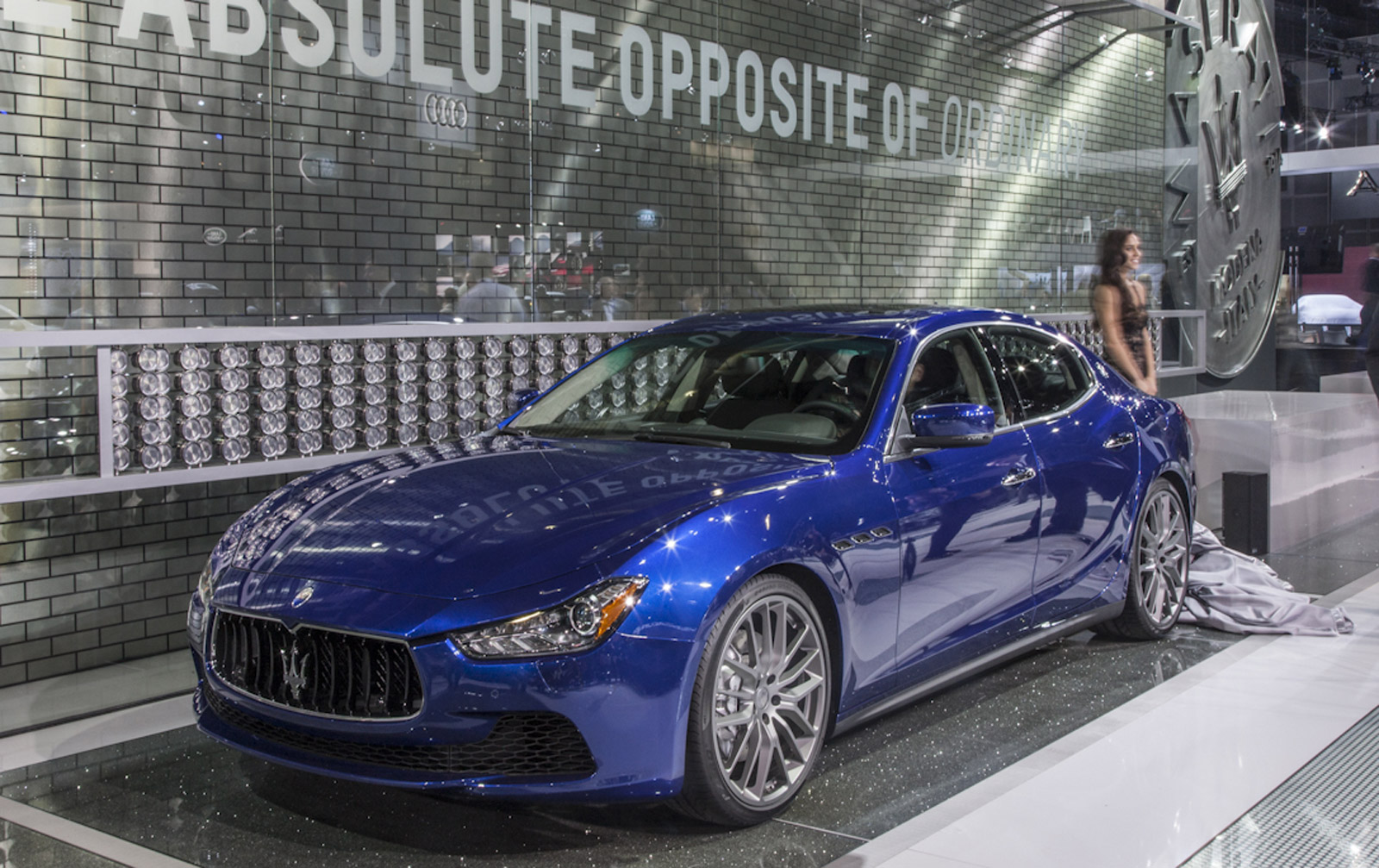 2014 maserati ghibli priced from 65 600. Black Bedroom Furniture Sets. Home Design Ideas