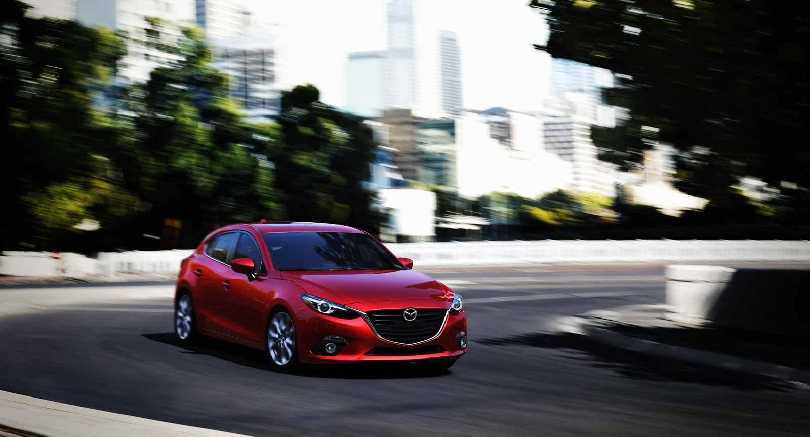 2014 Mazda 3: Ditches The Smile, Adds New Technology