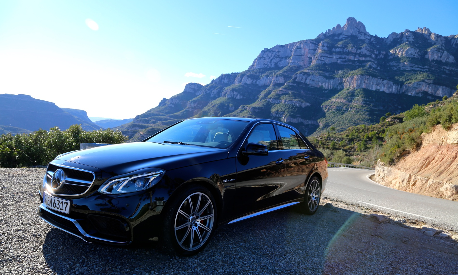 2014 Mercedes Benz E63 Amg First Drive