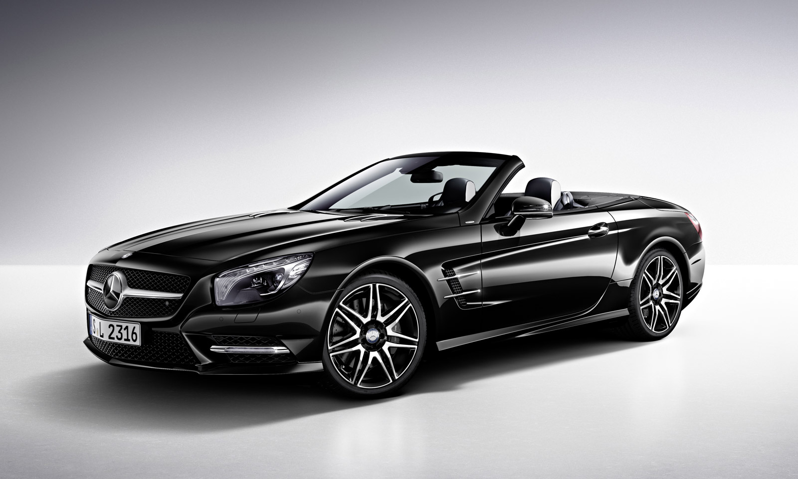 mercedes-benz sl400 with twin-turbo v-6 launches overseas