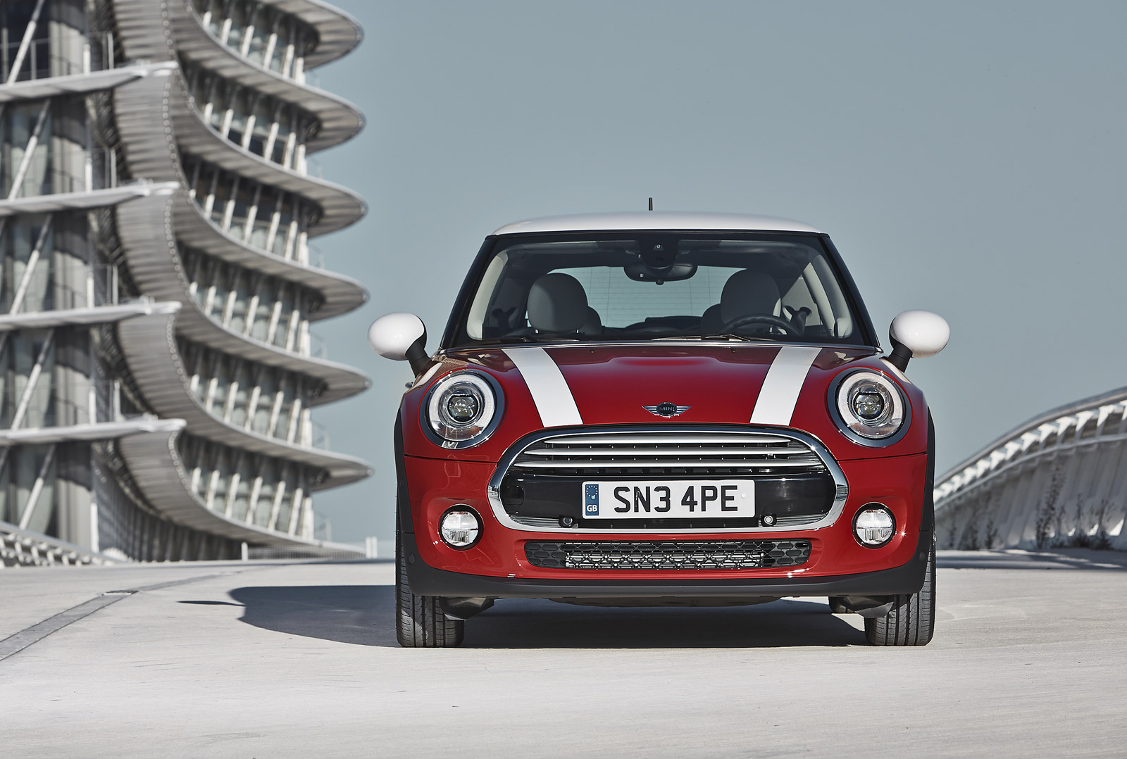 2014 2015 Mini Cooper Recalled For Weight Misstatement Wiring Diagram To Improve Crash Protection