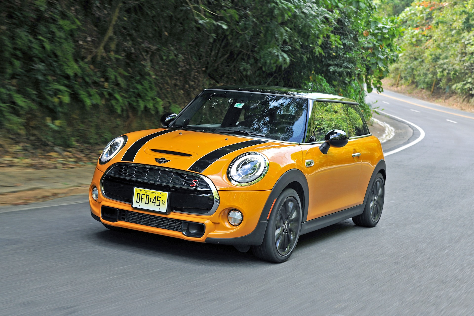 2014 Mini Hardtop first drive review