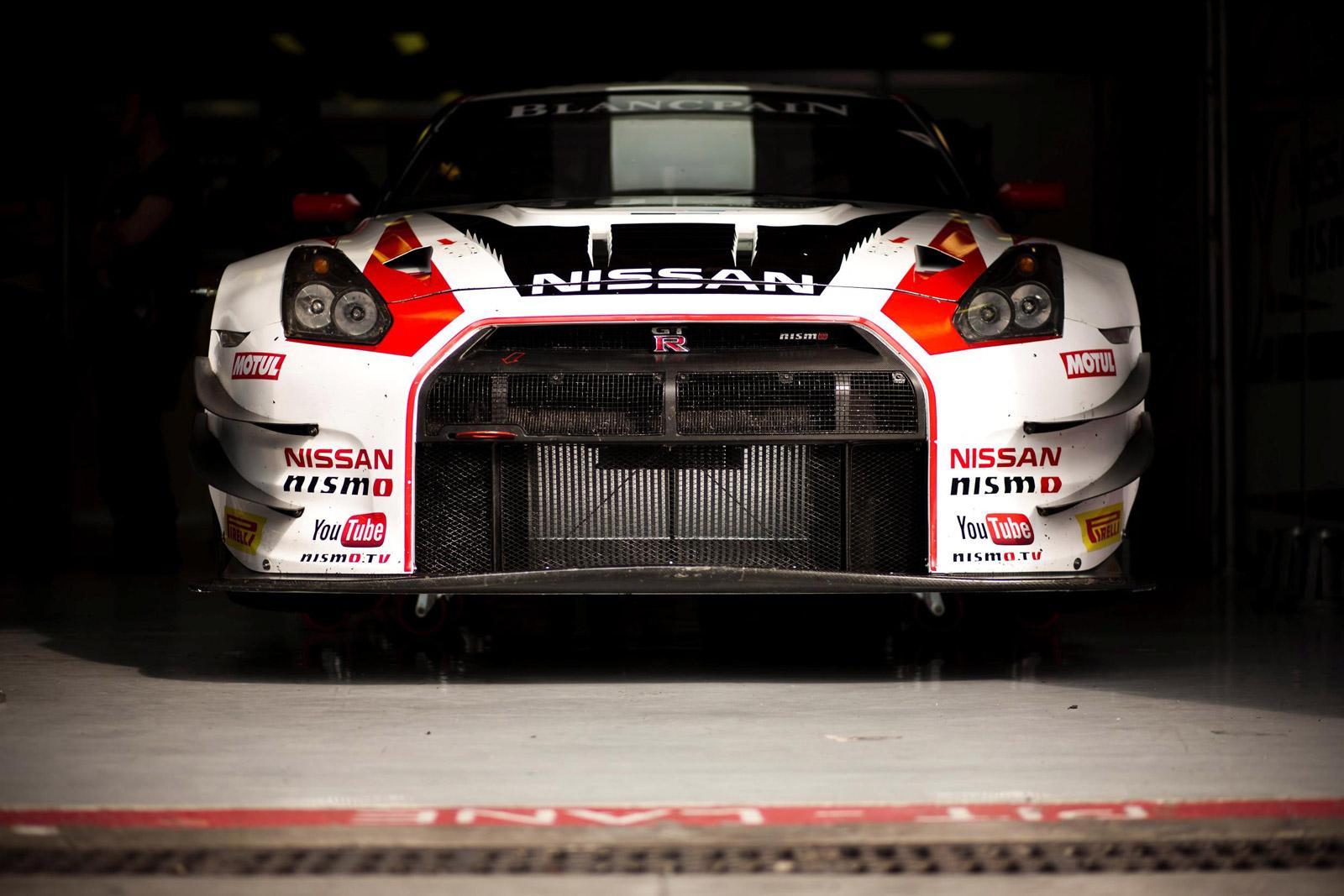 Nick Heidfeld To Pilot Nissan Gt R Nismo Gt3 In 2014
