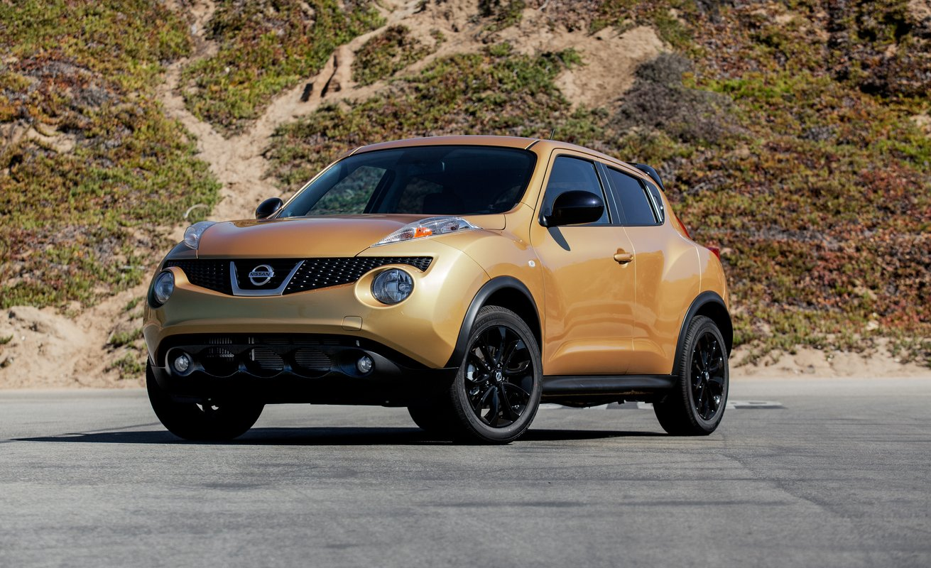 2014 nissan juke new equipment revised features mpg. Black Bedroom Furniture Sets. Home Design Ideas