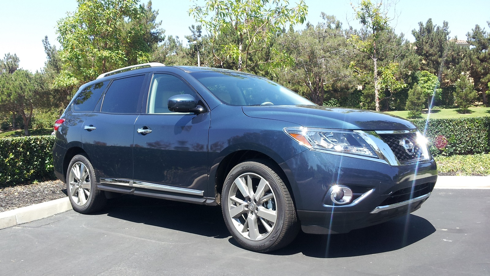 Nissan Pathfinder Hybrid: Missing In Action, Or Just Slow