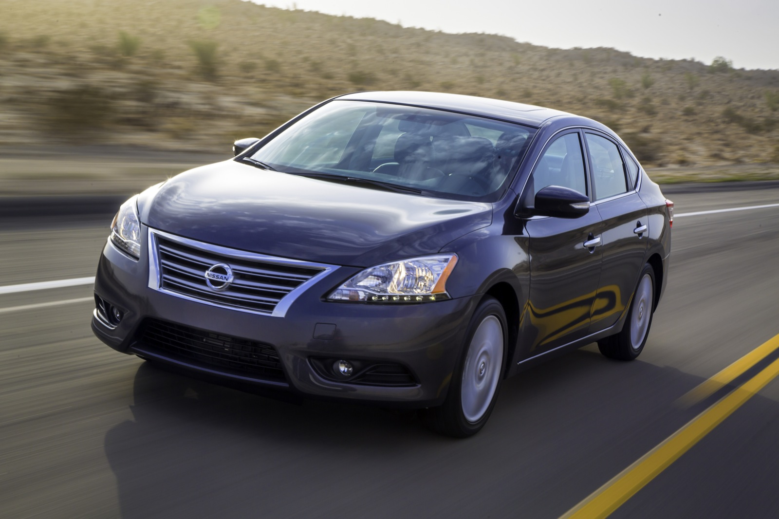 2013-14 Nissan Sentra & Versa Investigated For Brake Problems