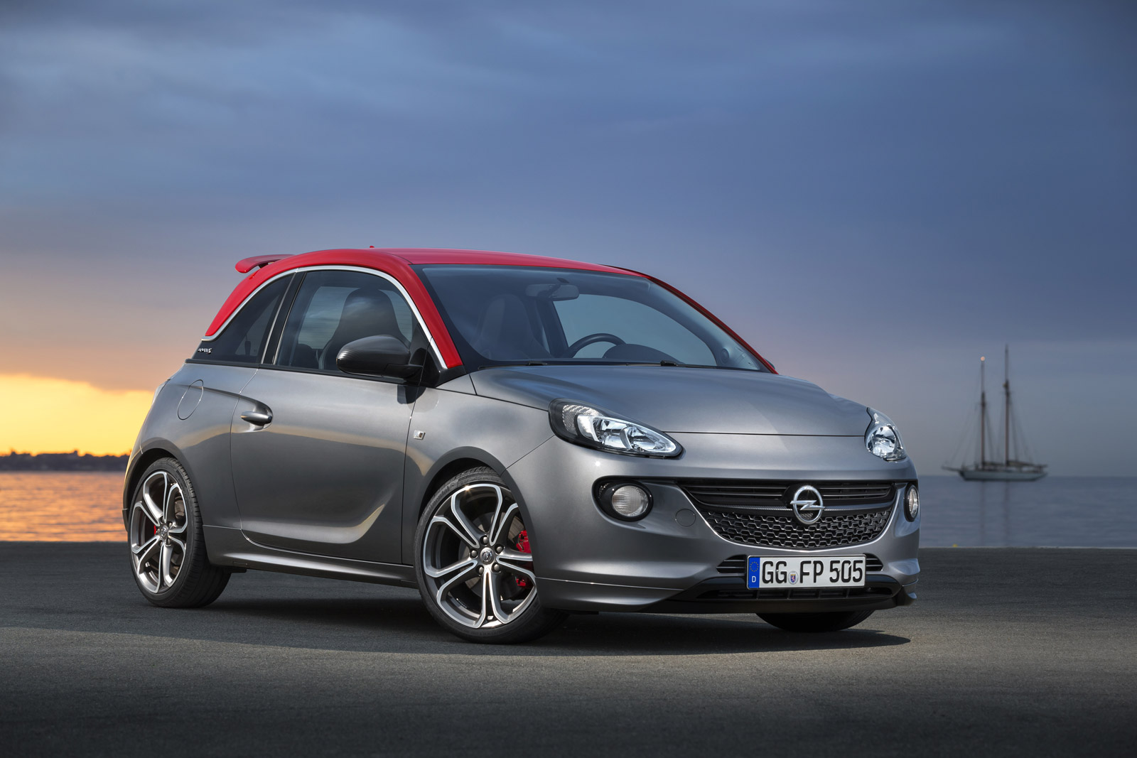 future buick lineup may include next generation opel adam minicar. Black Bedroom Furniture Sets. Home Design Ideas