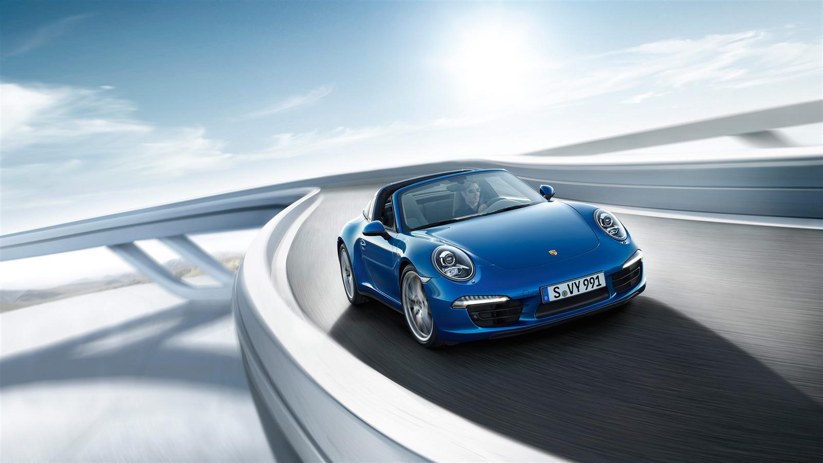 Porsche Makes More Money Per Car Than Audi, Bentley, Or Lamborghini