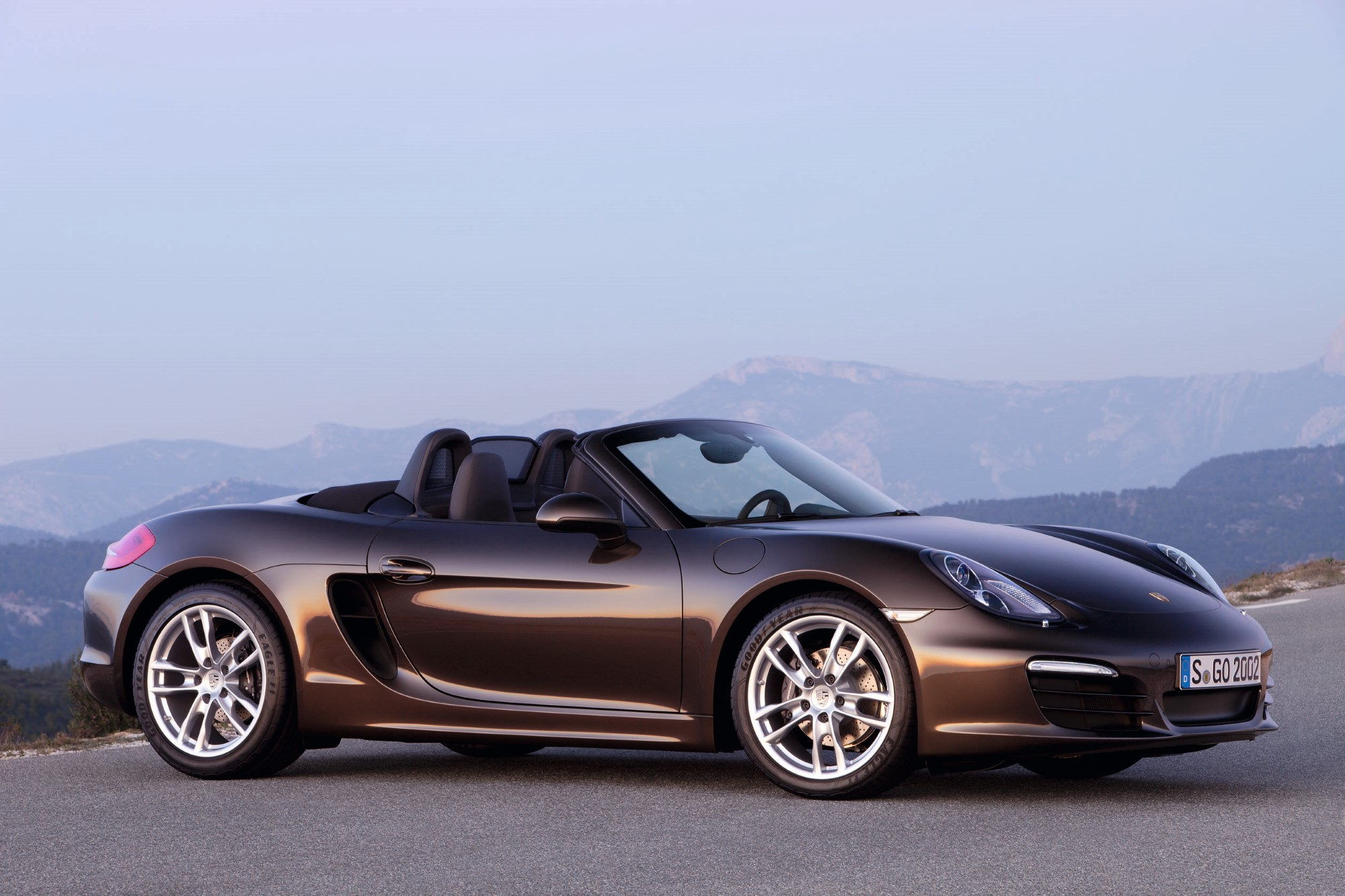 2014 Porsche Boxster Review Ratings Specs Prices And Photos The Car Connection