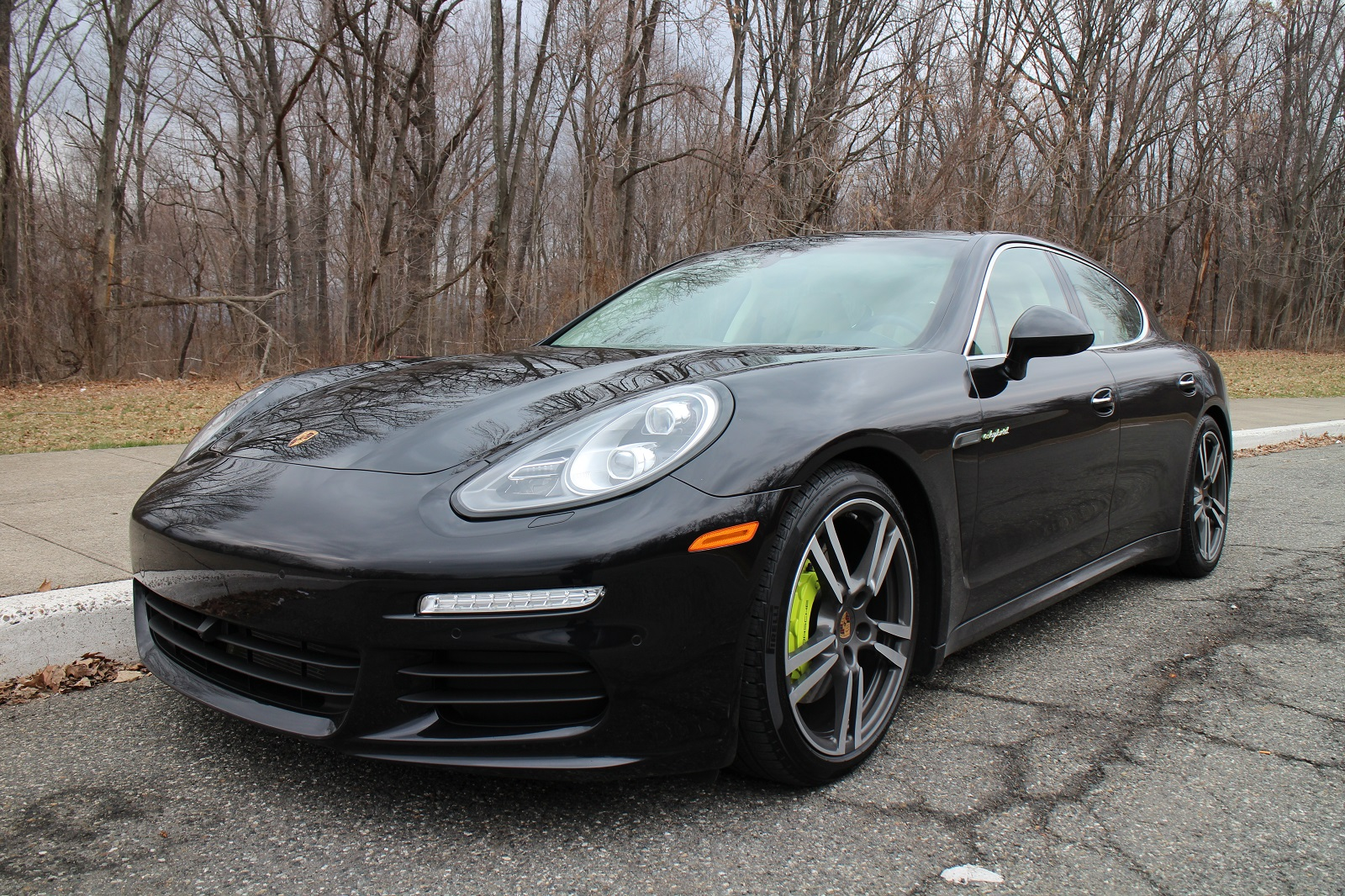 2014 Porsche Panamera S E-Hybrid: Gas Mileage Review Of ...