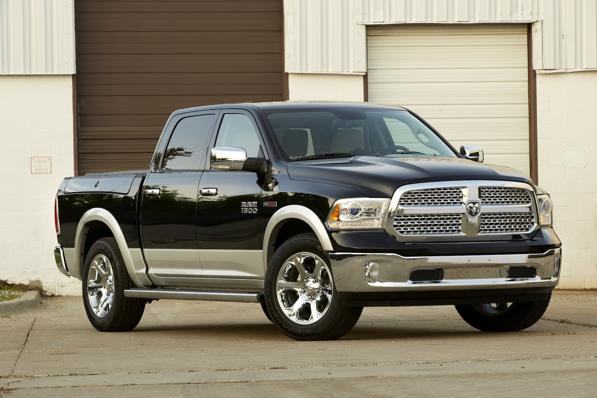 Dodge Ram Ecodiesel >> 2014 Ram 1500 Ecodiesel Tested At 28 Mpg On Highway